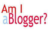 am i a blogger