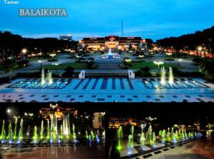Taman Balikota Surabaya