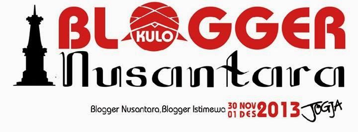Logo Blogger Nusantara 2013 Jogja #BN2013